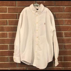 Boys Polo Ralph Lauren Button Down Shirt